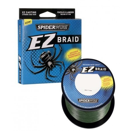 MULTIFILAMENTO TRENZADO SPIDERWIRE EZ BRAID 100mt