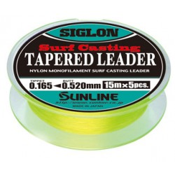 COLA DE RATA SIGLON SURF CASTING TAPERED LEADERS