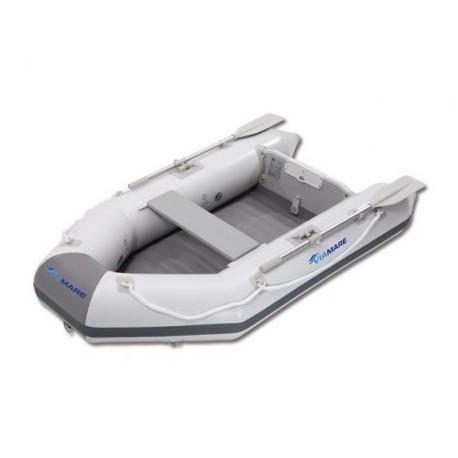 Neumática Viamare 250T blanca con suelo hinchable