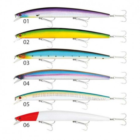 SEIKA LONG MINNOW 180 -32GR