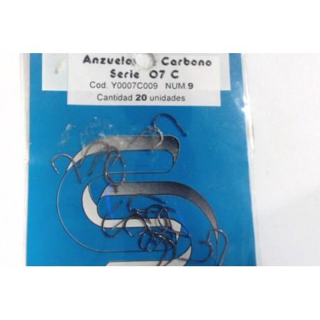 ANZUELO SALPER CARBONO SERIE 07C