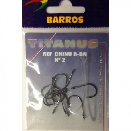 ANZUELO BARROS TITANUS CHINU R-BN