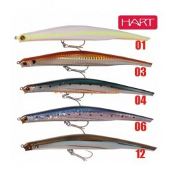 HART PASEANTE SLIM MINNOW 170MM 33GR