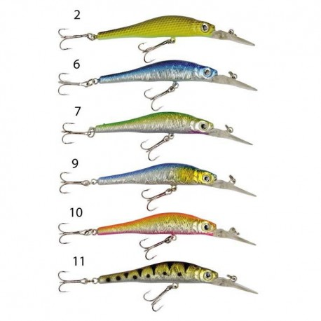TITAN CAMEL MINNOW 70MM - 5.5GR